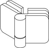 Duschtürbänder GRAL BH 200