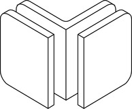 Winkelverbinder GRAL BH 200