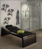 Sistema per docce interamente in vetro BH 205