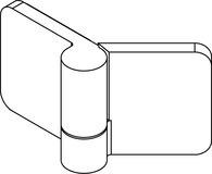 Duschtürbänder GRAL BH 205