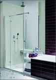 Sistema per docce interamente in vetro BH 230