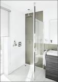 Sistema per docce interamente in vetro PO 570