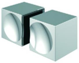 Pomelli per porte in vetro PAULI+SOHN