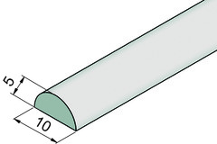 Profili deflettori PAULI+SOHN per doccia
