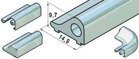 Kit di Profili deflettori tondo PAULI+SOHN