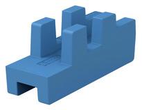 Montagehilfe Unterlage für Duschtüren PAULI+SOHN 8840