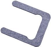 Hartzellzwischenlagen für Glasplatten PAULI+SOHN HX-SET3
