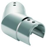 Connecteurs pour tubes 135° pour main-courantes PAULI+SOHN