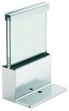 Modèle de système de profil de garde-corp tout verre cp-1400 PAULI+SOHN