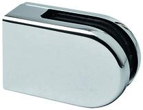 Pinces pour le verre zinc PAULI+SOHN 40/27 mm