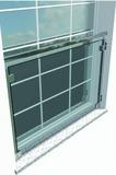 Ferramenta per vetrature di balconi PAULI+SOHN