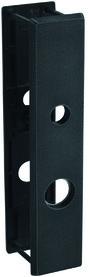 Türschilder für Zylinderschutzeinsätze