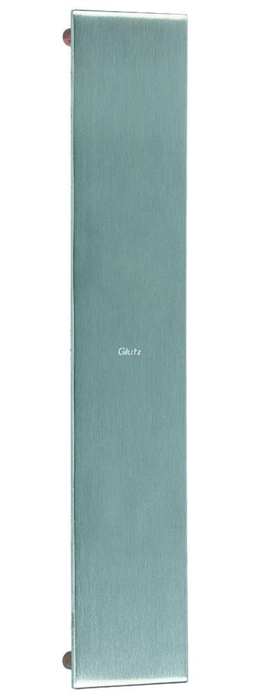 Fausses-entrées de porte GLUTZ 5341 S