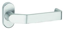 Maniglie per porte femmina GLUTZ 50071 Appenzell