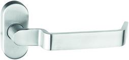Demi-garnitures de poignée de porte GLUTZ 50056 Assoluto