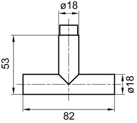 Maniglie girevoli GLUTZ 5715