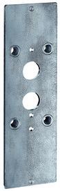 Gabarit de perçage pour entrées de porte encastrées GLUTZ 59006