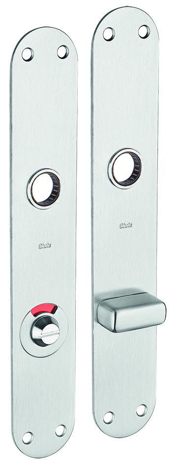 Cartelle lunghe per porte WC GLUTZ easyfix 5345