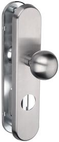 Entrées de porte de protection extérieure GLUTZ 5432.2S-RS