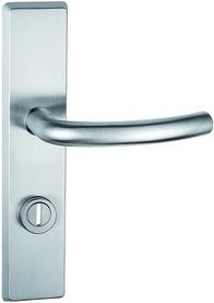 Entrées de porte de protection extérieure GLUTZ 6161.2S-ZA