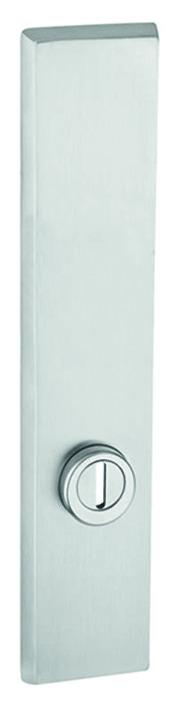 Entrées de porte de protection extèrieure GLUTZ 6161.2S