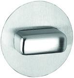 Piatto rosaces pour portes WC GLUTZ 51018.4 intérieure