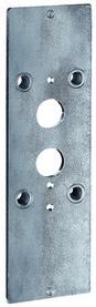 Bohrlehre für flächenbündige WC-Rosetten GLUTZ 59015