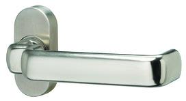 Demi-garnitures de poignée de porte MEGA 33.604/34.190