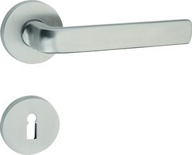 Rosette per maniglie e bocchette per chiavi JATEC