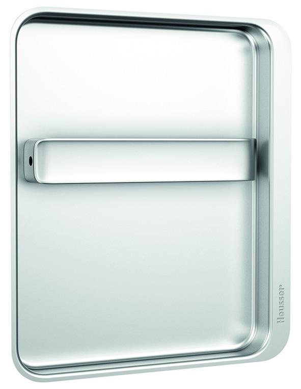 Einlass-Flachdrückergarnituren HEUSSER 656S20