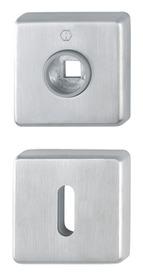 Drücker- und Schlüsselrosetten HOPPE