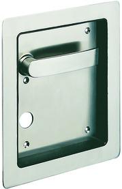 Einlass-Flachdrückergarnituren FSB 7950