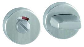 Garnitures de rosaces pour portes WC HOPPE E42KVS RWSK/OL