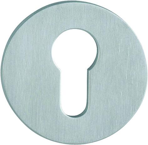 Rosaces pour poignées et entrées de clé HOPPE E849N/E849NS