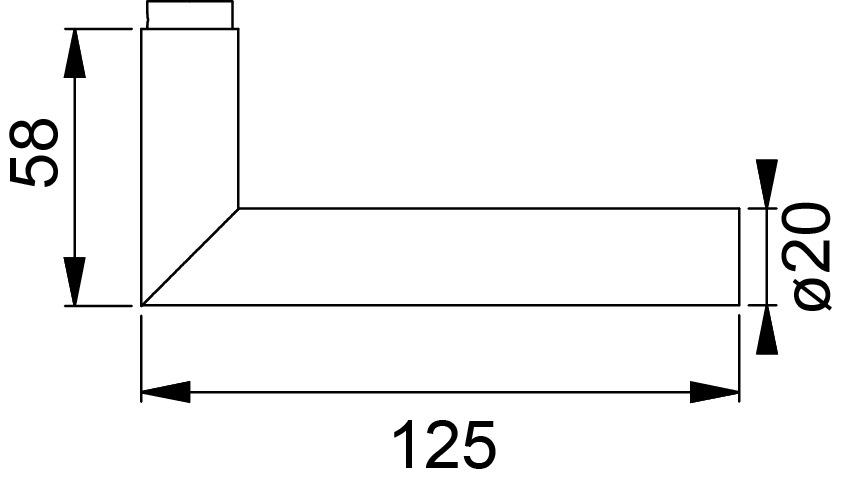 Verriegelungs-Türdrückergarnituren HOPPE E1400Z/E29NR Amsterdam