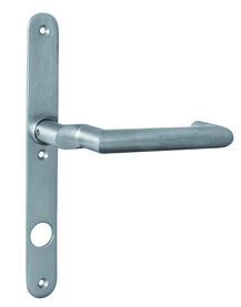 Semiguarnizioni di maniglie per porte NICKAL
