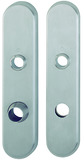 Garniture d'entrées de porte de protection HOPPE E3331E/3310