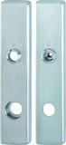 Kit di cartelle per porte di protezione HOPPE