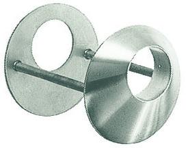 Rosaces de protection pour cylindres GLUTZ 5325.2 S