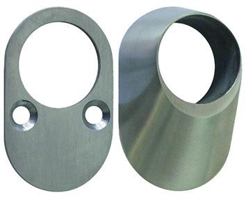 Rosaces de protection pour cylindres NICKAL 4042S