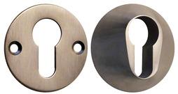 Zylinderschutzrosetten NICKAL 5043S