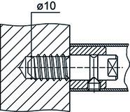Montagesets DORMA GZ 274