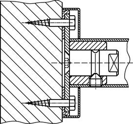 Montagesets DORMA GZ 224