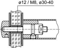 Kit di montaggio OGRO GZ 203