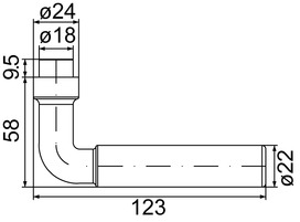 Poignées de porte MEGA 32.200 / 33.200