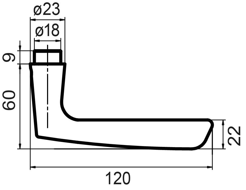 Türdrücker MEGA 32.300 / 33.300
