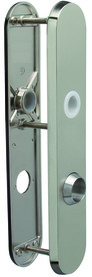 Entrées de porte MEGA 35.484 pour insertion de protection pour cylindre