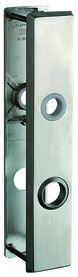 Entrées de porte MEGA 35.485 / 35.490 pour insertion de protection pour cylindre