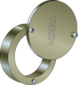 Zylinder-Schutzrosetten KABA