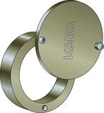 Rosette di sicurezza per cilindri KABA